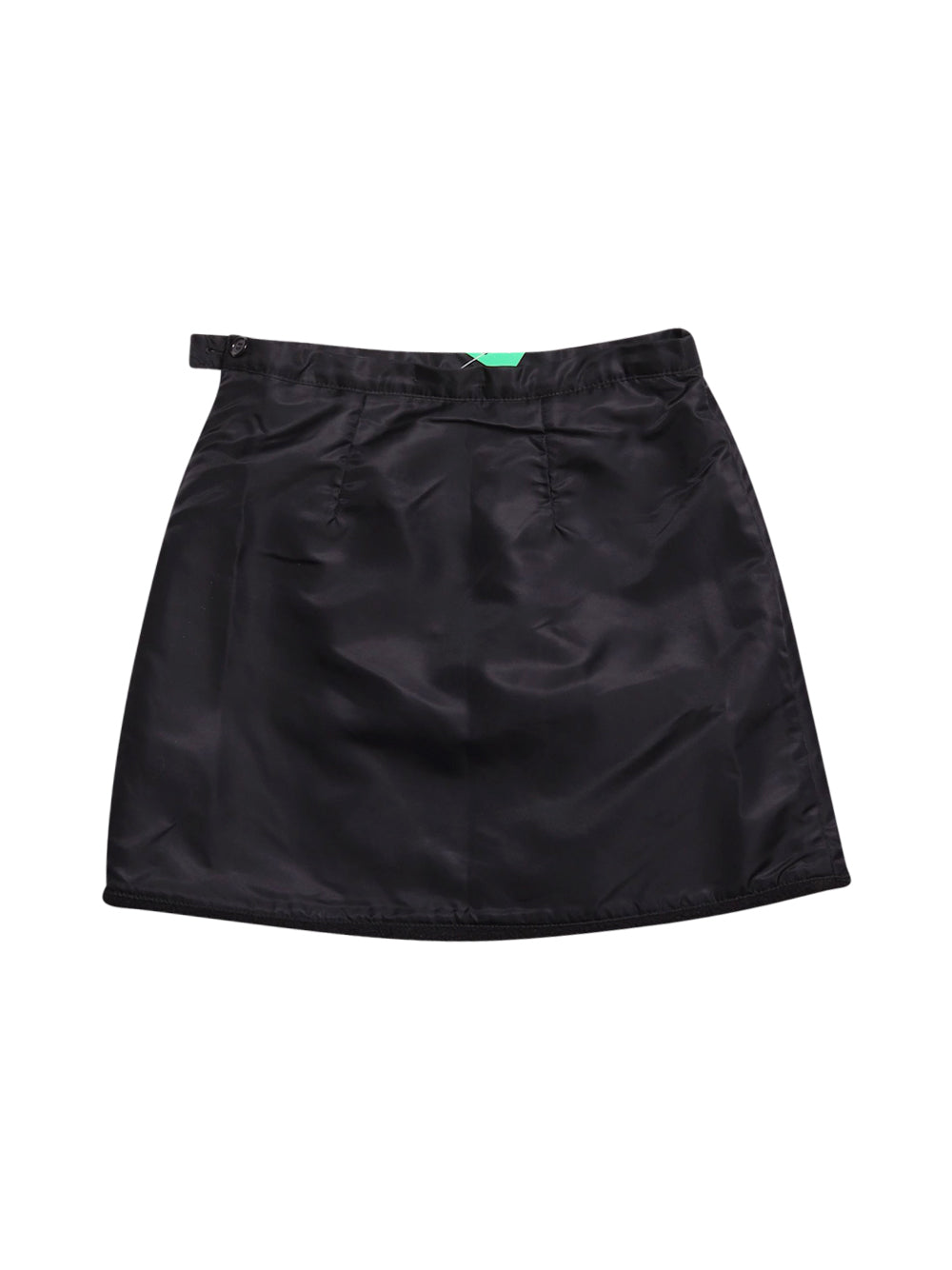 Front photo of Preloved Sisley Black Woman's skirt - size 4/XXS