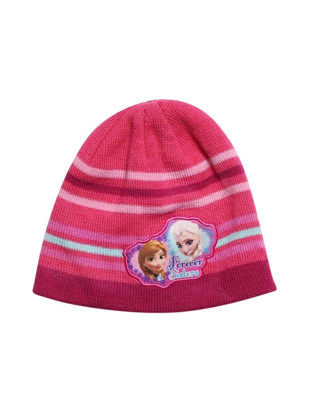 Front photo of Preloved Disney Pink Girl's hat - size 10-12 yrs