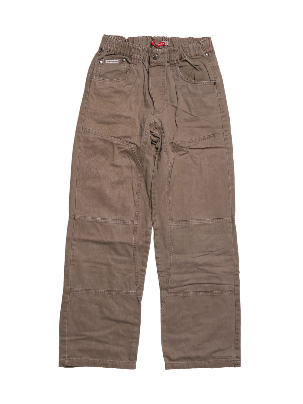 Front photo of Preloved Riskyo Zero Beige Boy's trousers - size 10-12 yrs