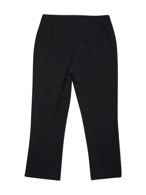 Back photo of Preloved St.Emile Black Woman's trousers - size 12/L