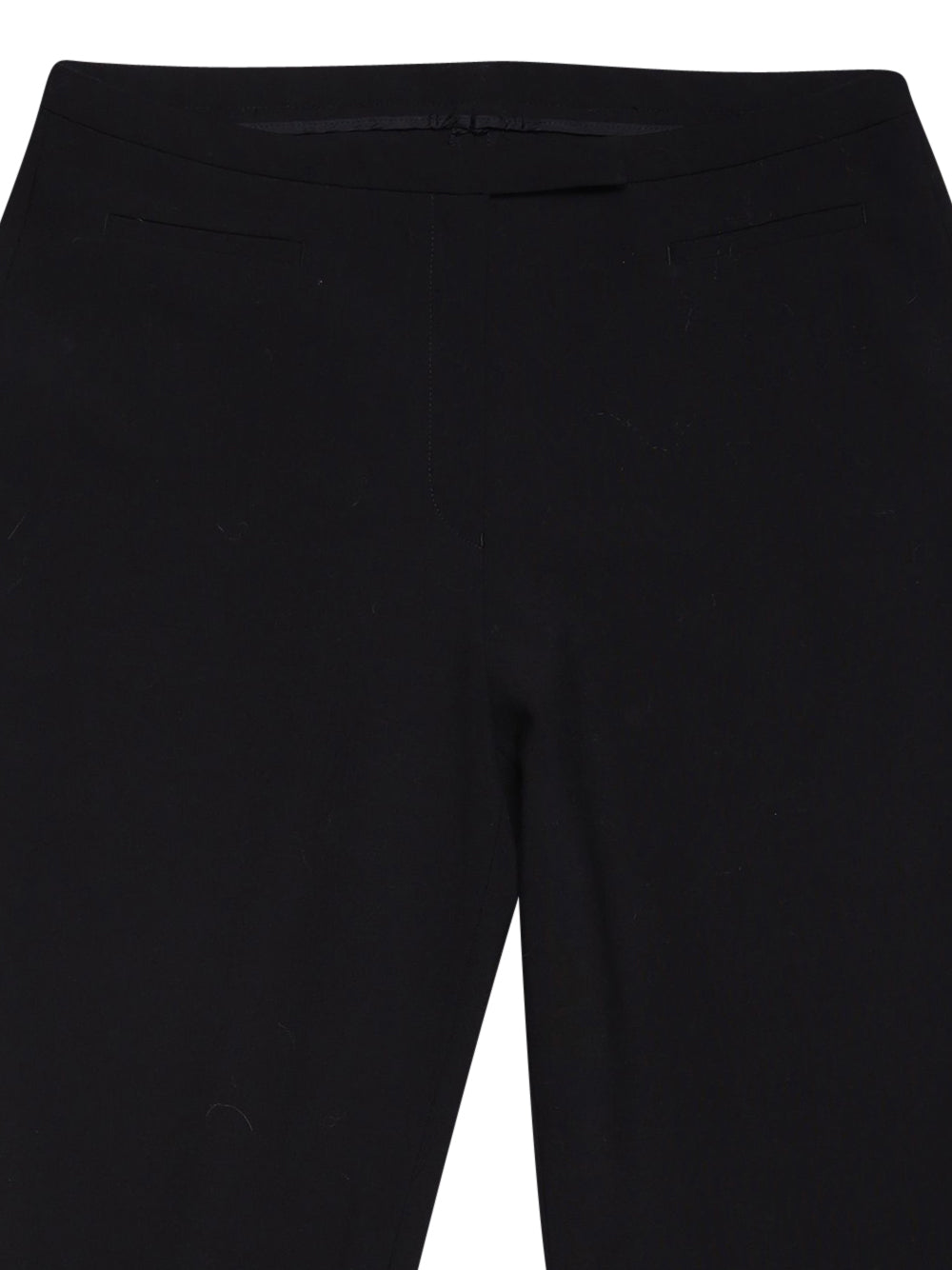 Detail photo of Preloved St.Emile Black Woman's trousers - size 12/L