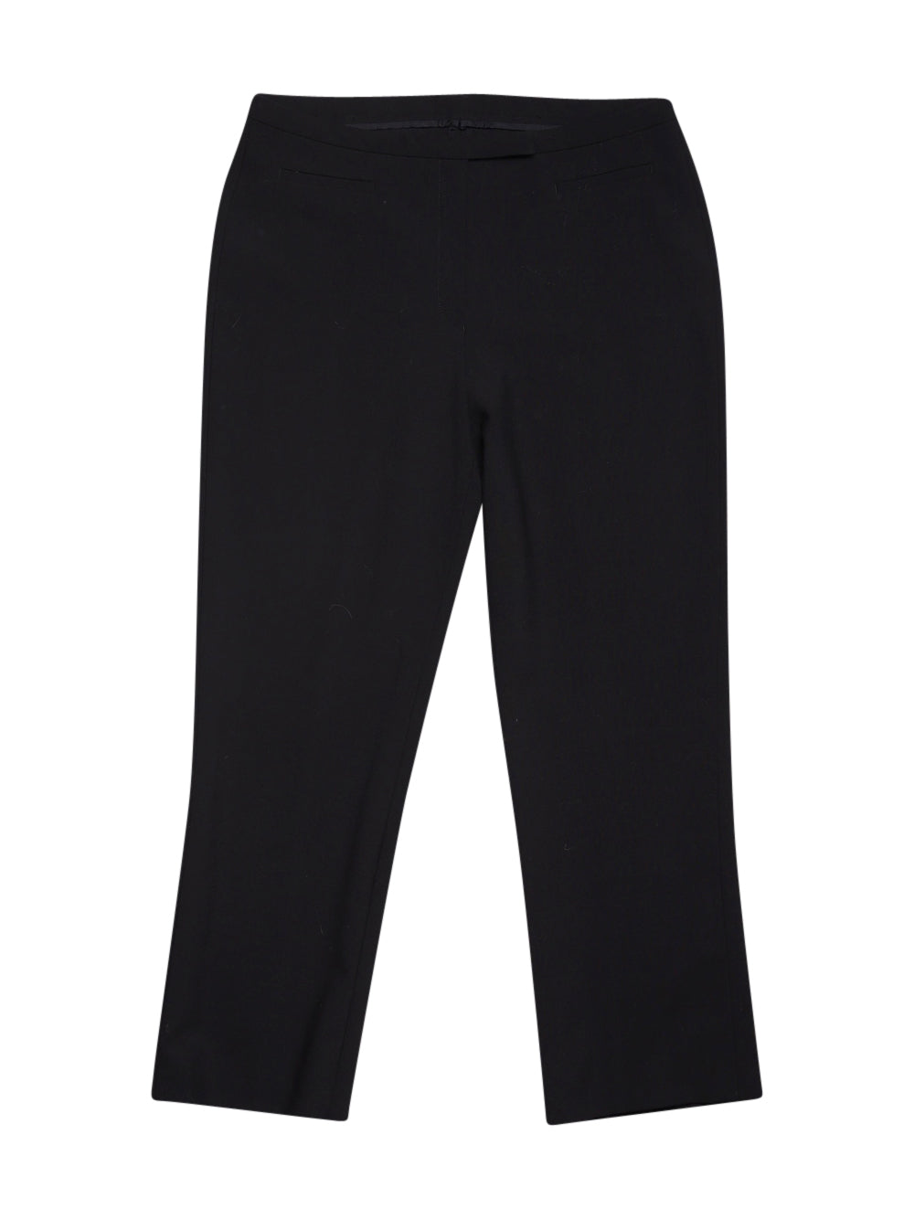 Front photo of Preloved St.Emile Black Woman's trousers - size 12/L