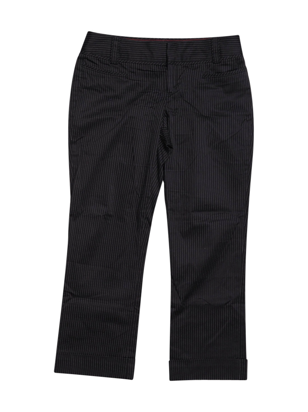 Front photo of Preloved Banana Republic Black Woman's trousers - size 8/S