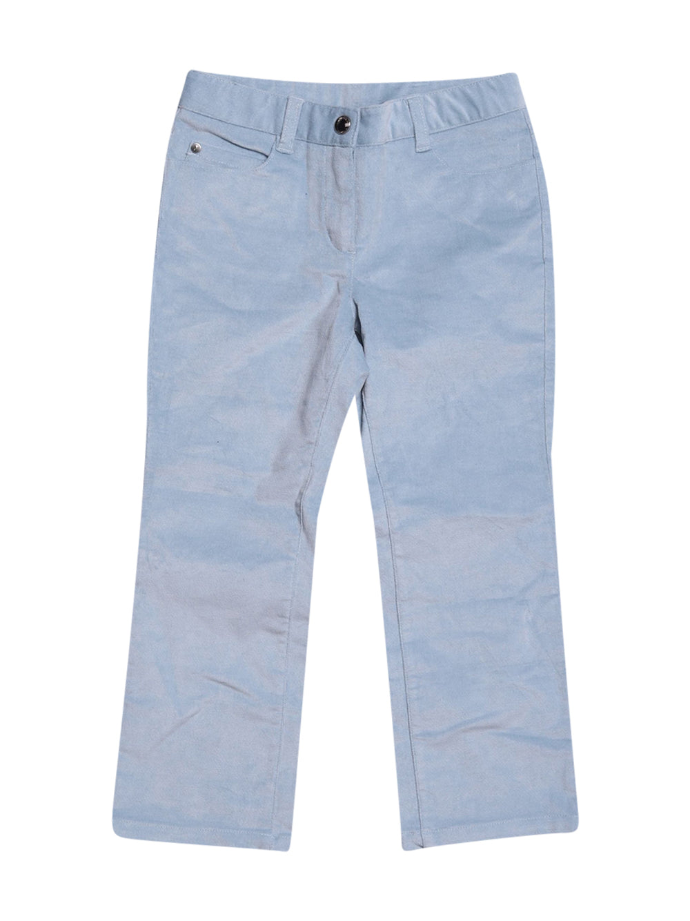 Front photo of Preloved Jacadi Light-blue Girl's trousers - size 5-6 yrs