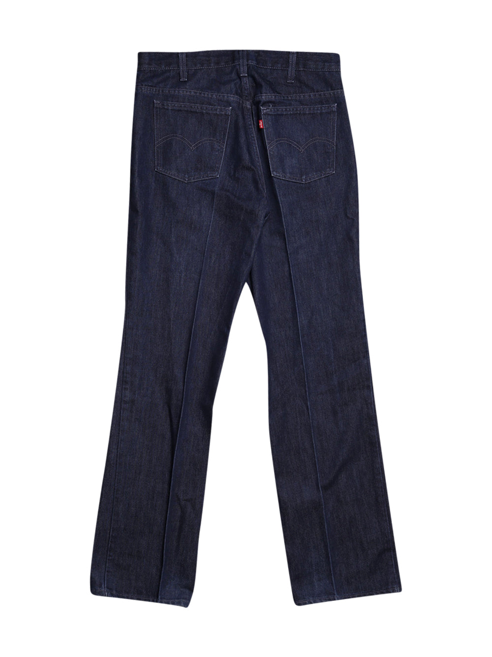 Back photo of Preloved Levi's Blue Woman's trousers - size 8/S