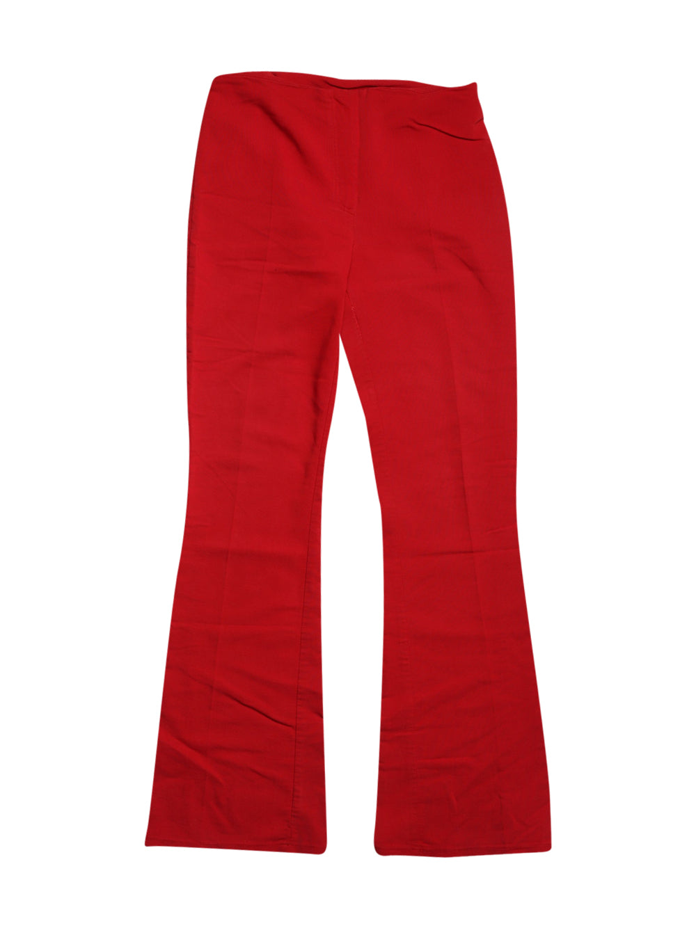 Front photo of Preloved machinchose Red Woman's trousers - size 10/M