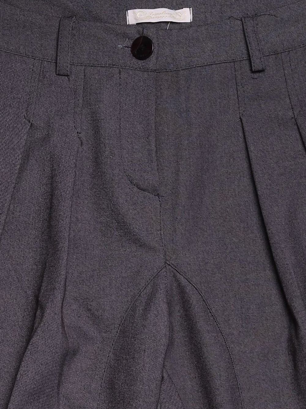 Detail photo of Preloved prima linea Grey Woman's trousers - size 14/XL