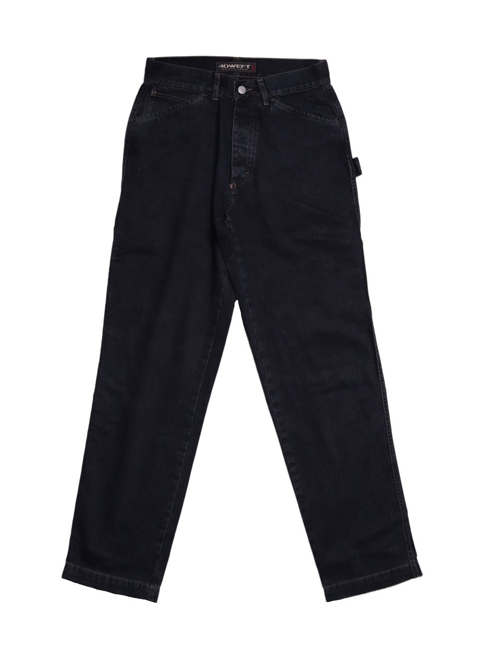 Front photo of Preloved 40 Weft Blue Man's trousers - size 36/S