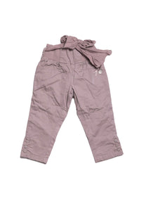 Front photo of Preloved Chicco Beige Girl's trousers - size 12-18 mths