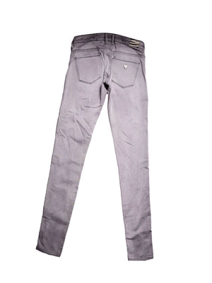 Back photo of Preloved Guess Grey Woman's trousers - size 6/XS