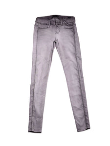 Front photo of Preloved Guess Grey Woman's trousers - size 6/XS