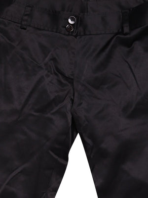 Detail photo of Preloved Imperial Black Woman's trousers - size 12/L