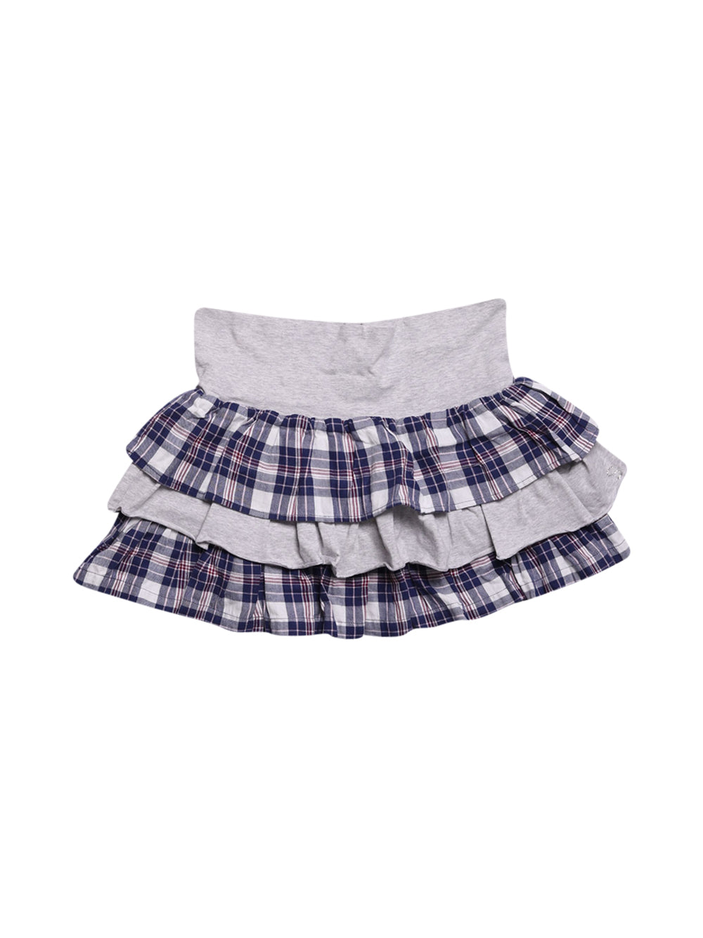Front photo of Preloved Sarabanda Grey Girl's skirt - size 14-16 yrs