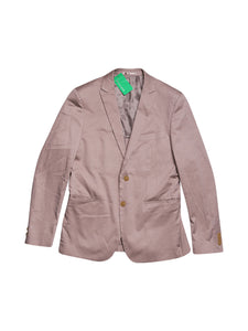 Front photo of Preloved berkeley Beige Man's suit - size 38/M