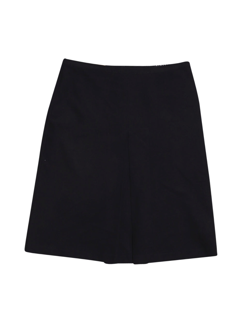 Front photo of Preloved Sisley Black Woman's skirt - size 12/L