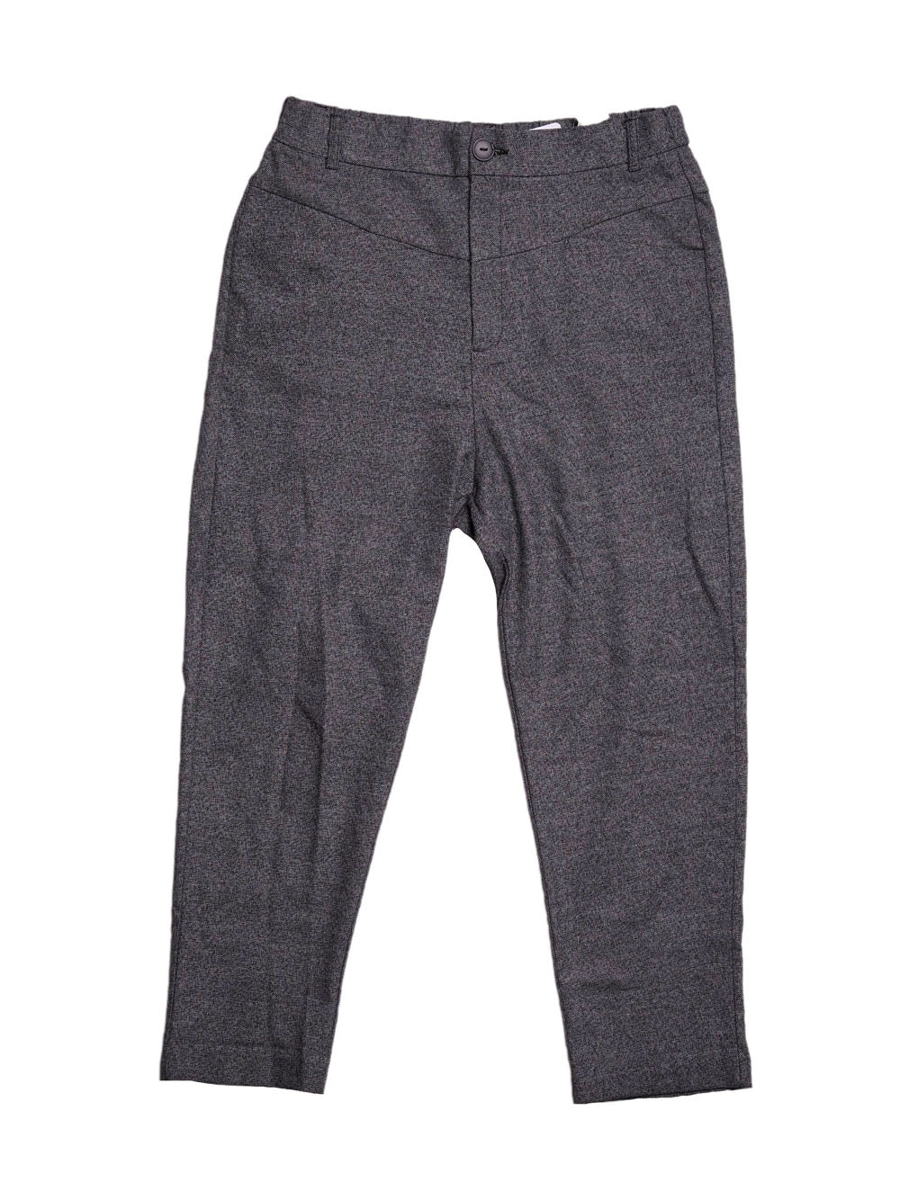Front photo of Preloved Zara Grey Woman's trousers - size 10/M