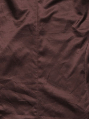 Detail photo of Preloved Sisley Brown Woman's dress - size 8/S