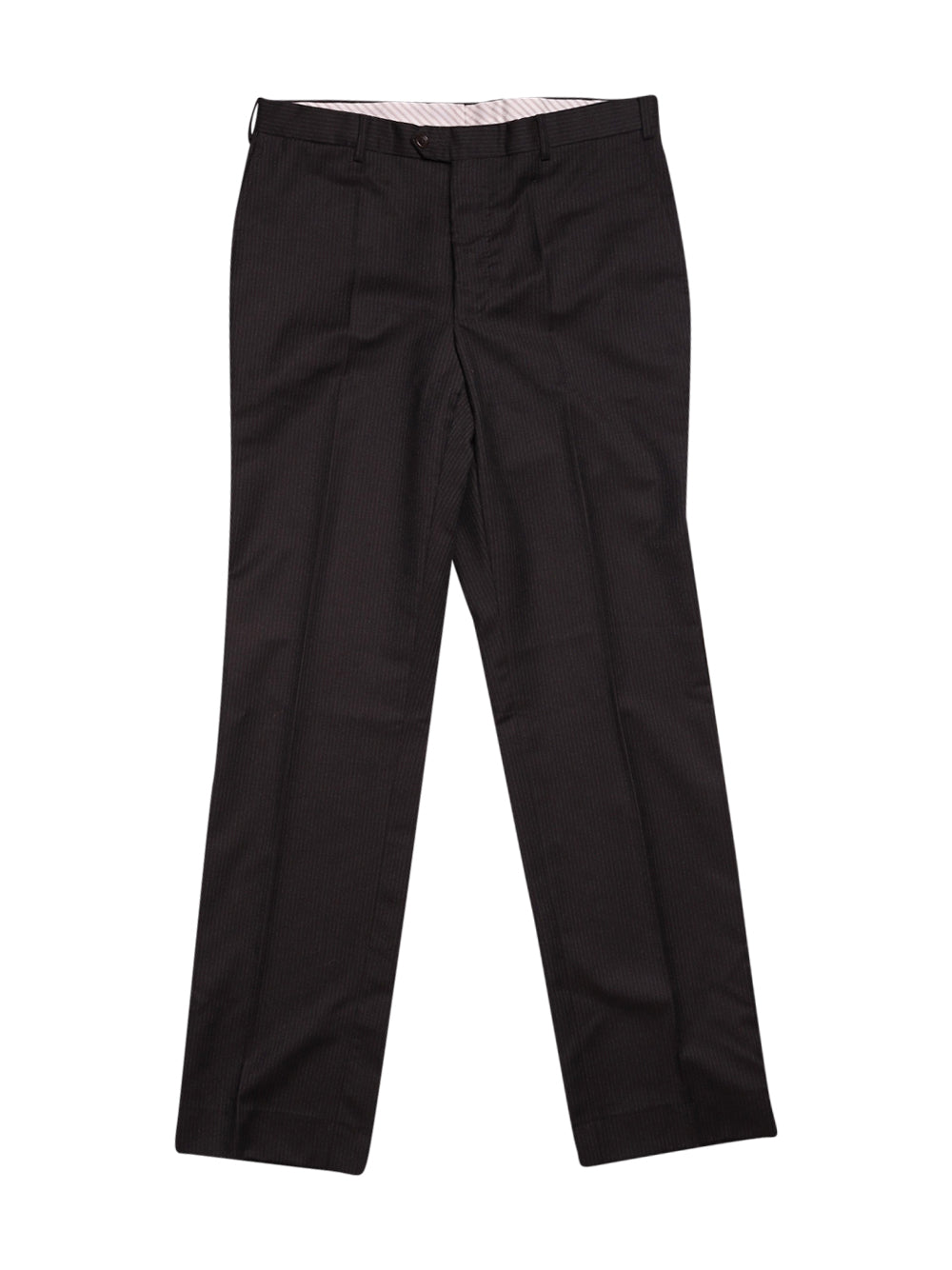 Front photo of Preloved Nardelli Black Man's trousers - size 40/L