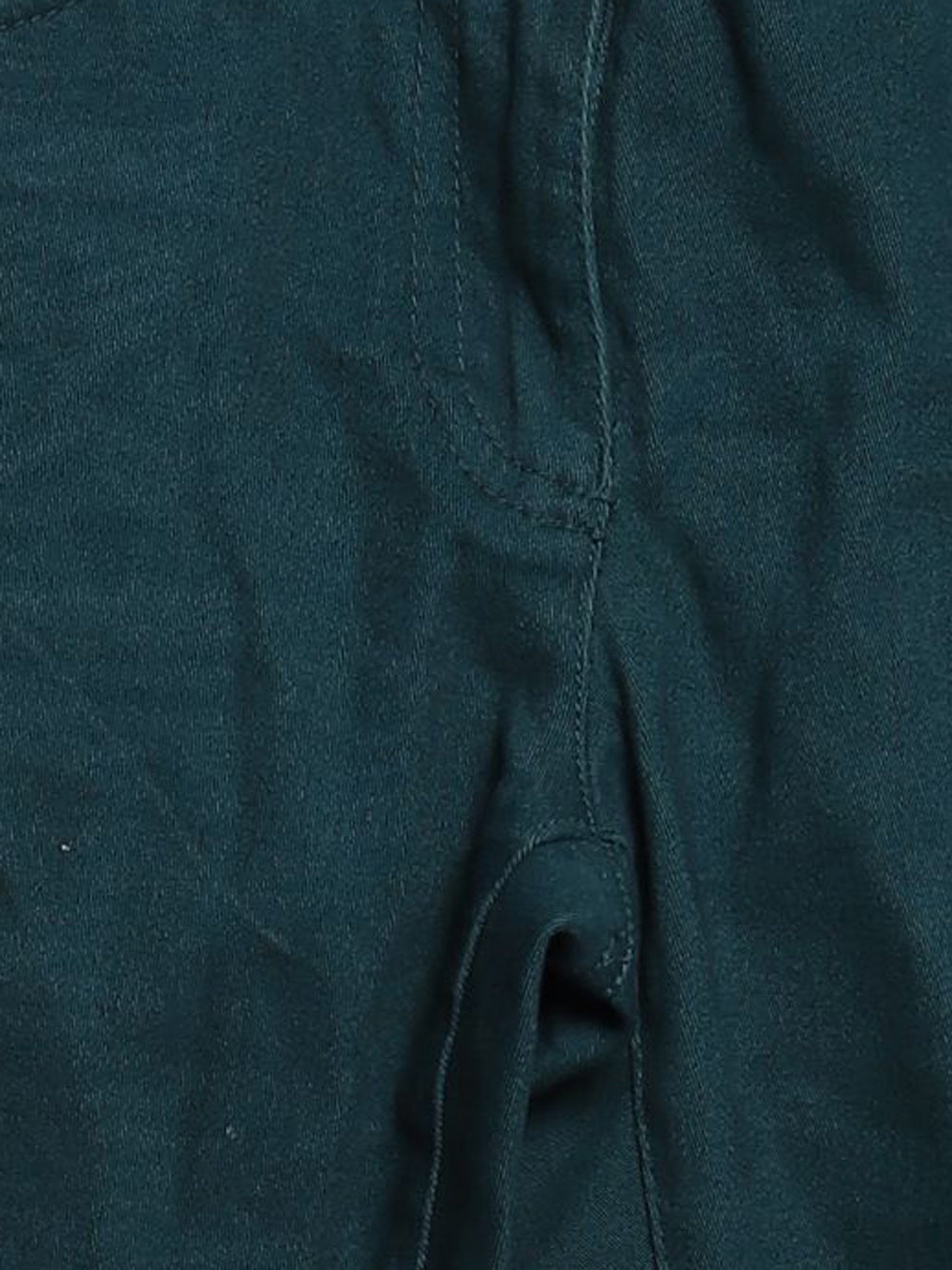 Detail photo of Preloved Colours Blue Woman's trousers - size 12/L