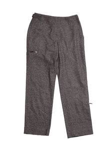 Front photo of Preloved Gunex  Grey Woman's trousers - size 6/XS