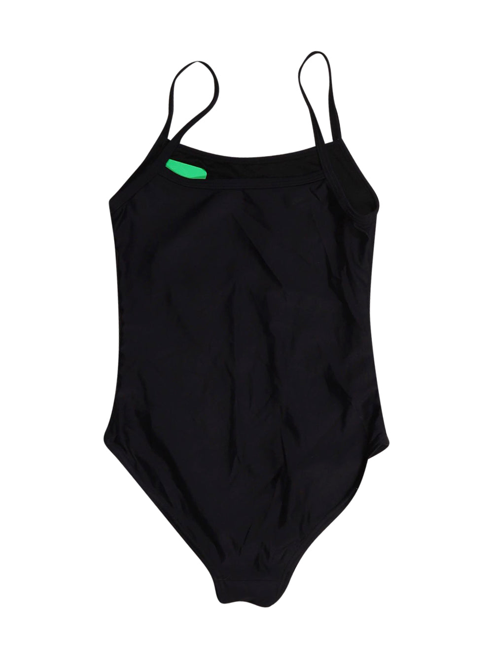 Front photo of Preloved energetics Black Girl's swimsuit - size 7-8 yrs
