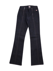 Front photo of Preloved Miss Sixty Black Woman's trousers - size 8/S