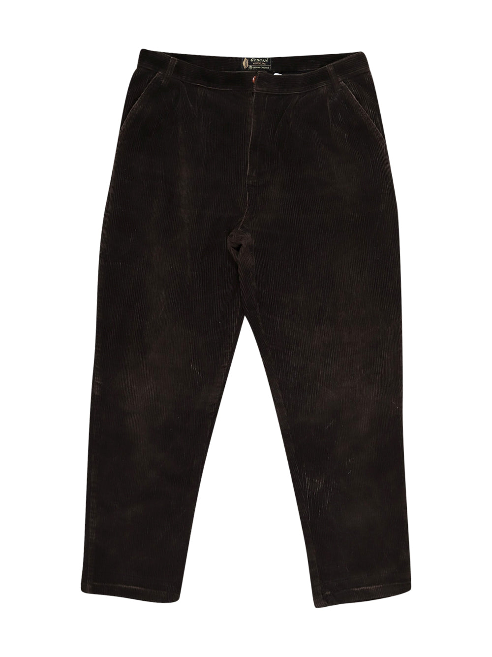 Front photo of Preloved Genesis Brown Man's trousers - size 38/M