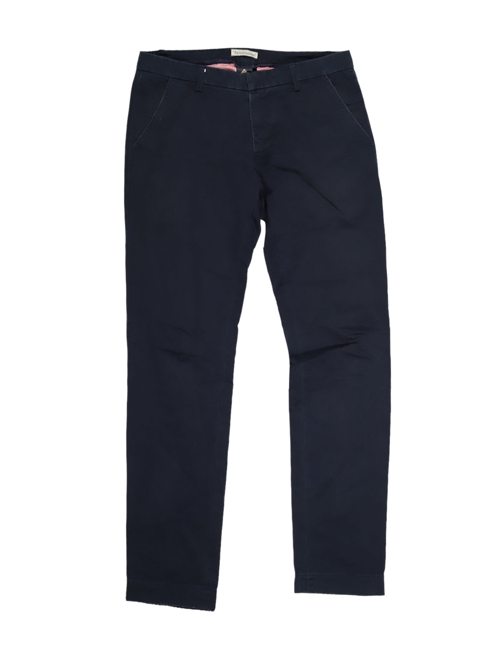 Front photo of Preloved Dondup Blue Man's trousers - size 40/L