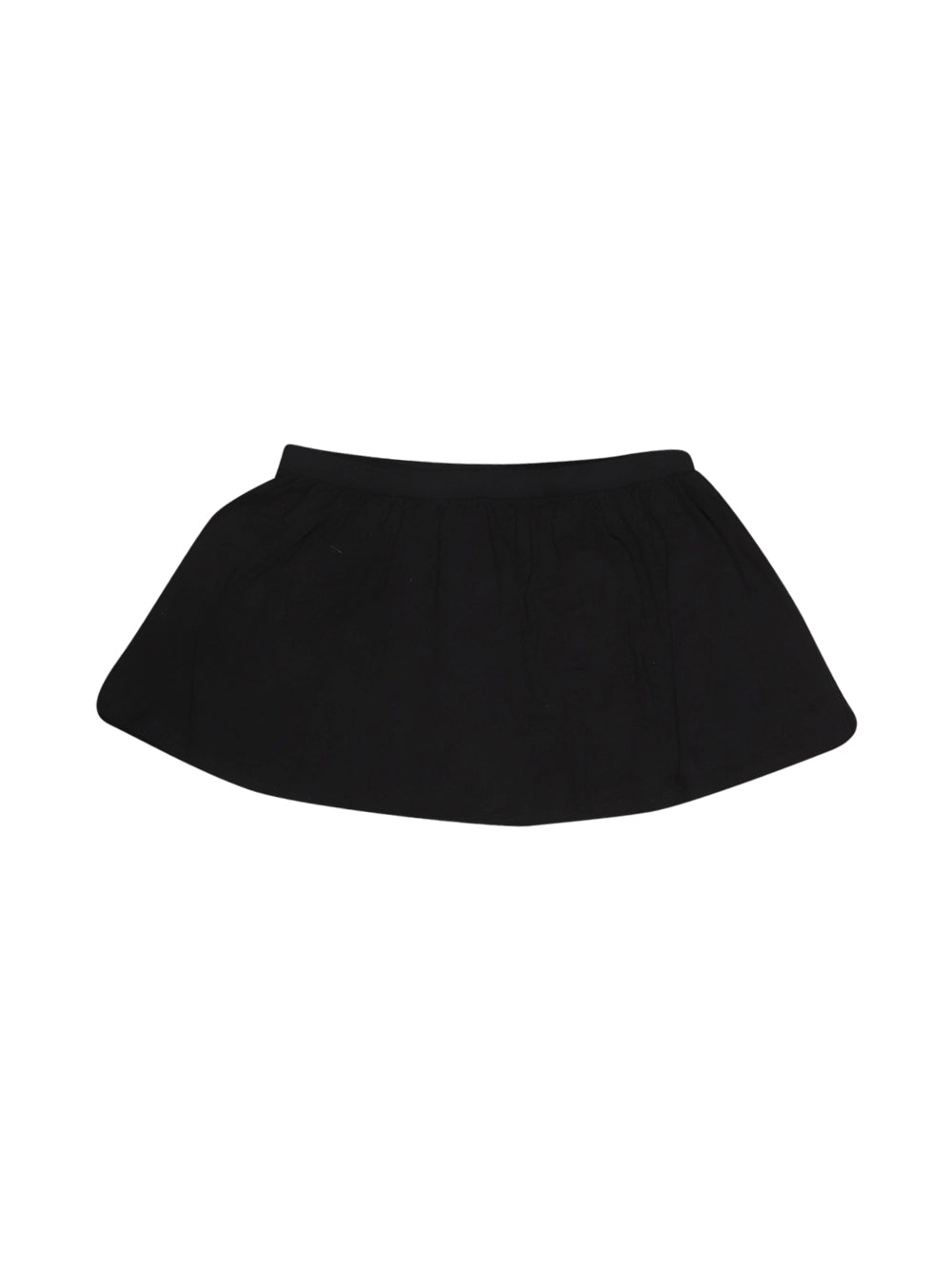 Front photo of Preloved Asos Black Woman's skirt - size 14/XL