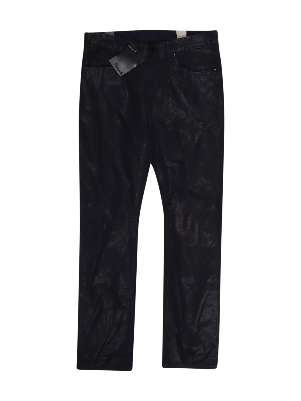 Front photo of Preloved (+) People Black Man's trousers - size 40/L