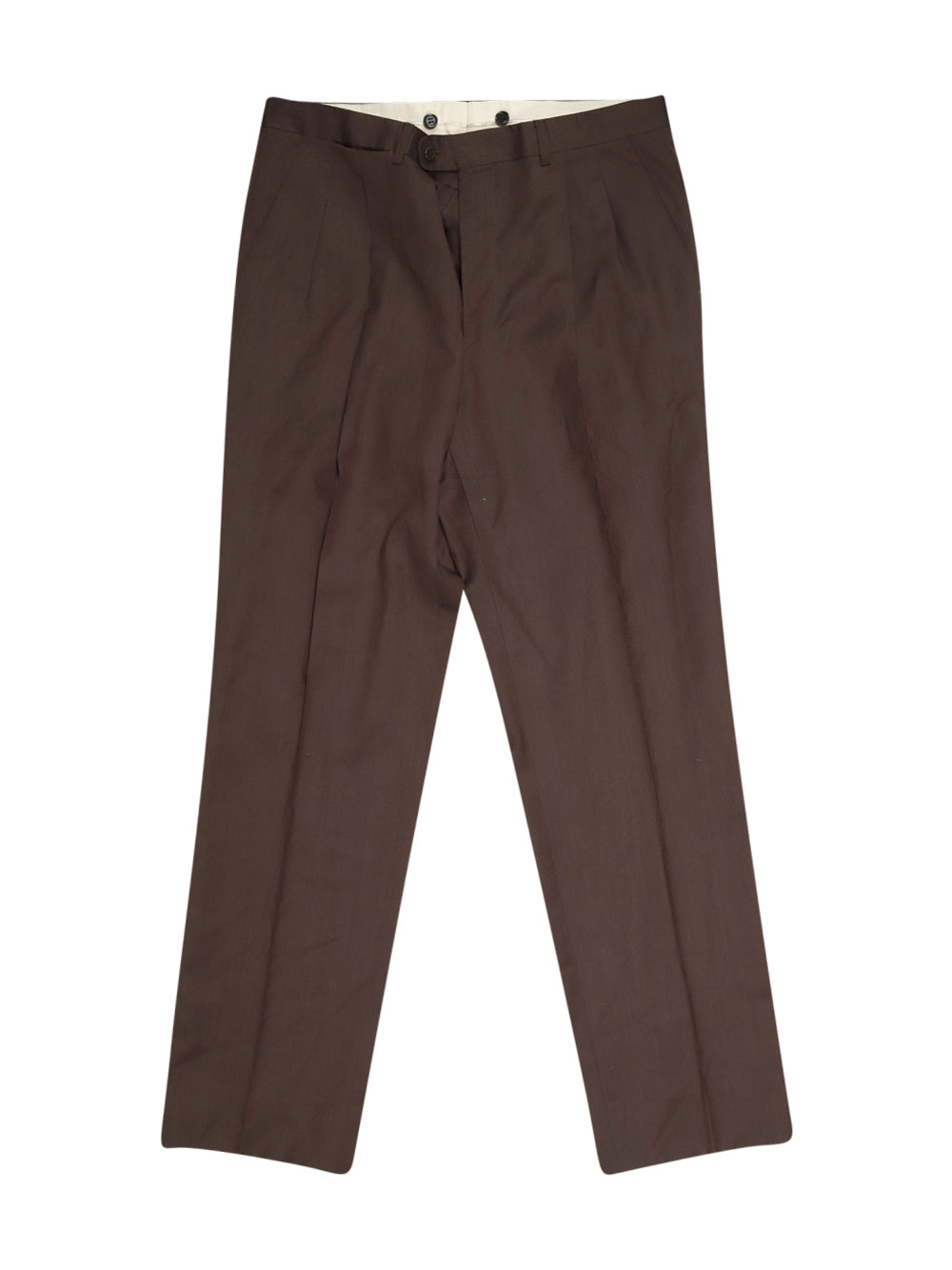 Front photo of Preloved mabitex Black Man's trousers - size 40/L