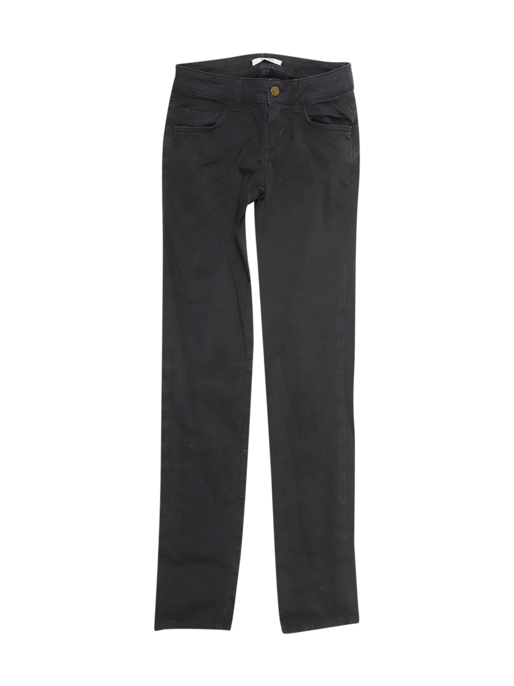 Front photo of Preloved Liu Jo Black Woman's trousers - size 8/S