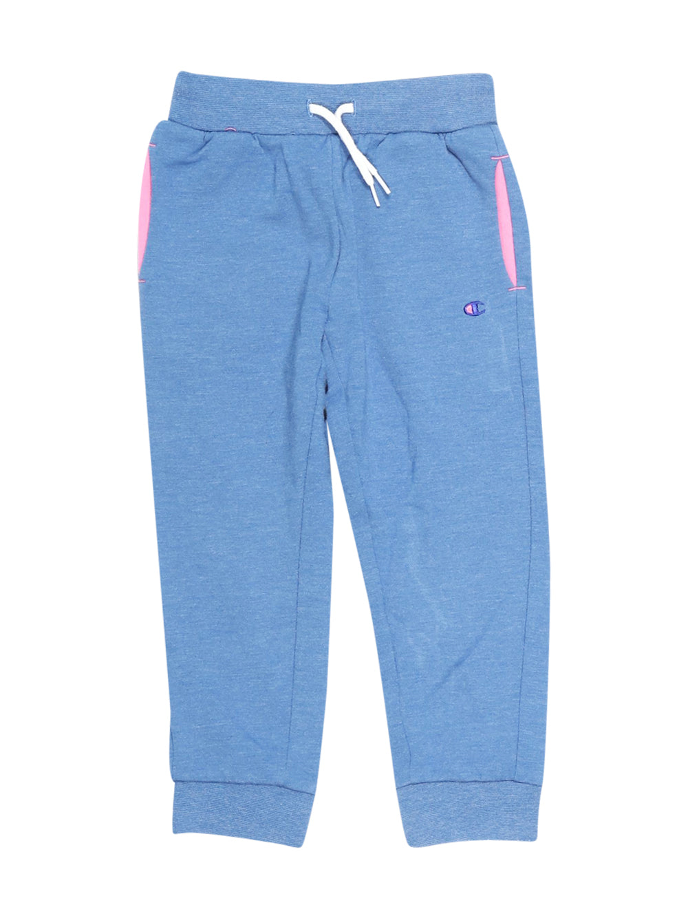 Front photo of Preloved Champion Blue Girl's trousers - size 18-24 mths