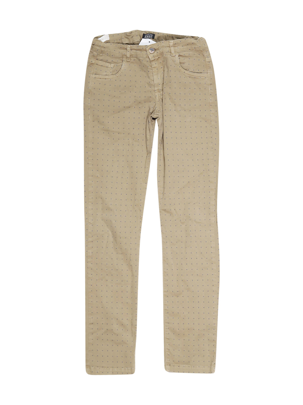 Front photo of Preloved Gianfranco Ferrè Brown Boy's trousers - size 10-12 yrs