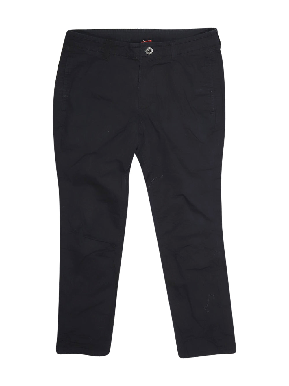Front photo of Preloved Puma Black Woman's trousers - size 12/L