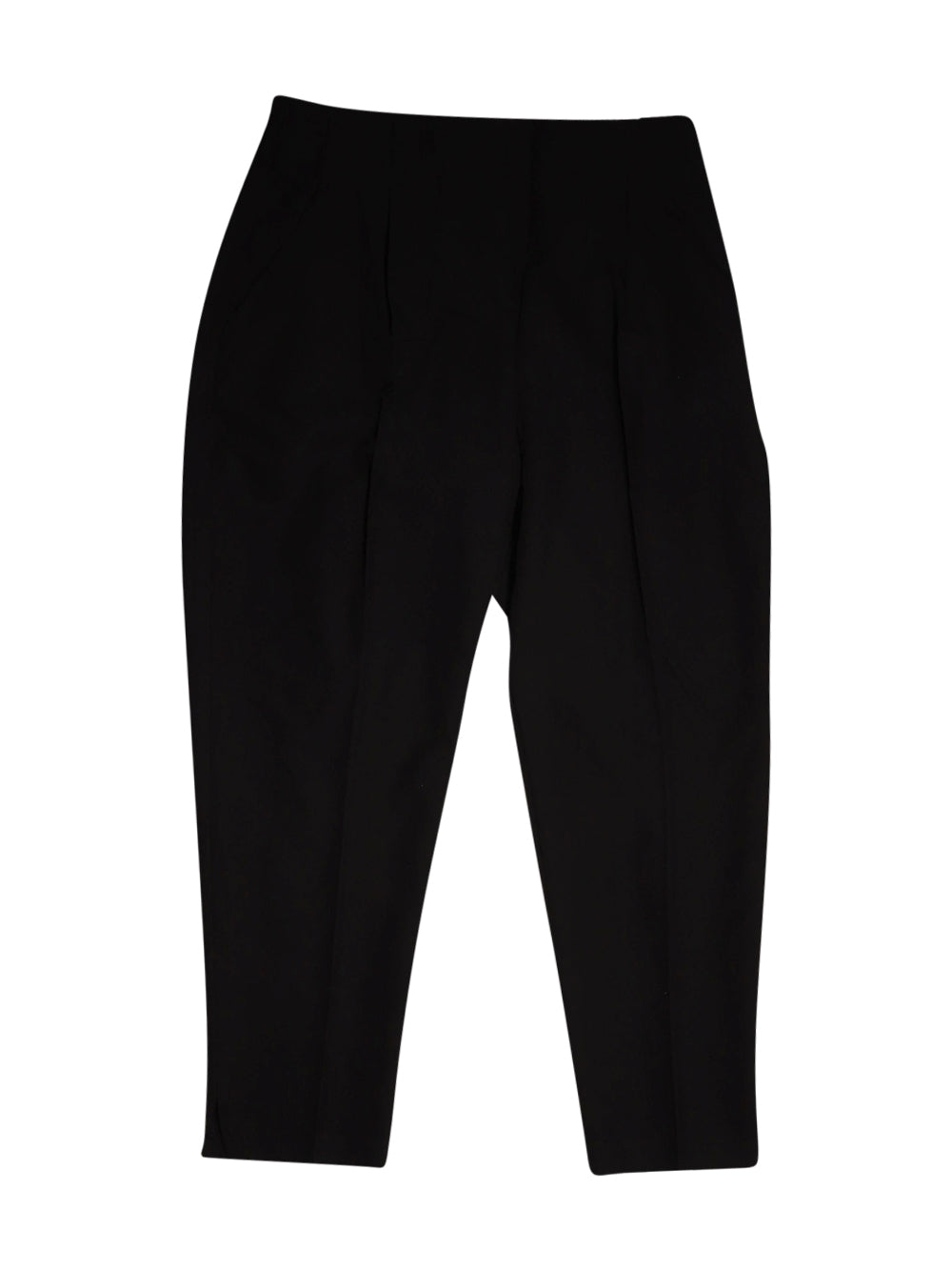 Front photo of Unworn Asos Black Woman's trousers - size 10/M