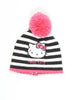 Front photo of Preloved Hello Kitty White Girl's hat - size 5-6 yrs