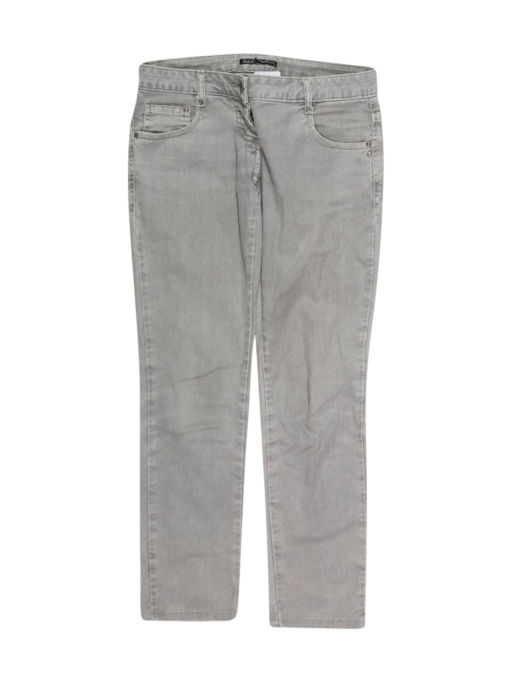 Front photo of Preloved Patrizia Pepe Grey Woman's trousers - size 8/S