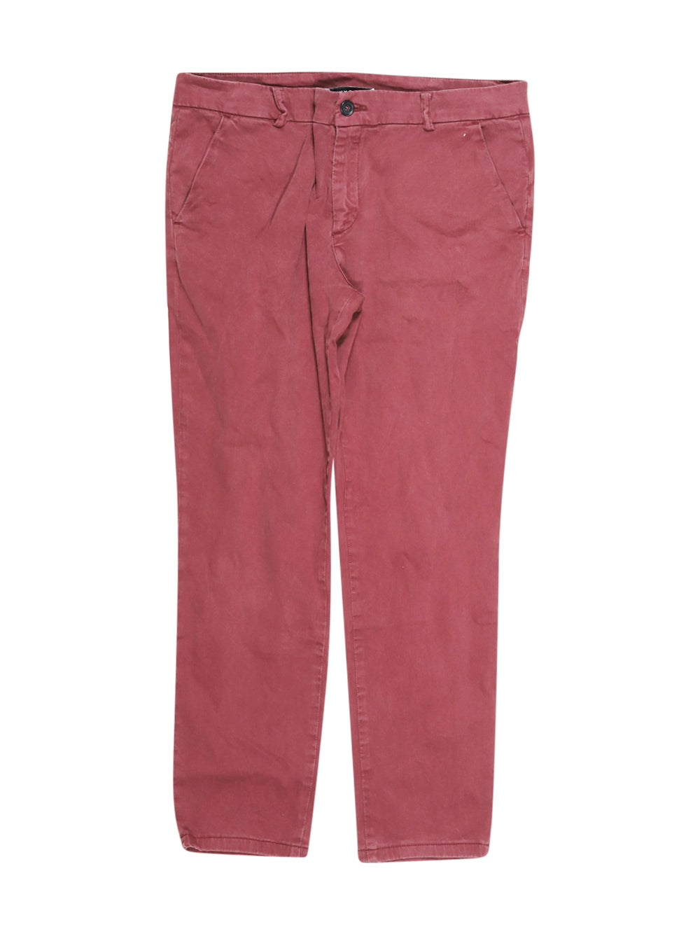 Front photo of Preloved Caractère Bordeaux Woman's trousers - size 12/L