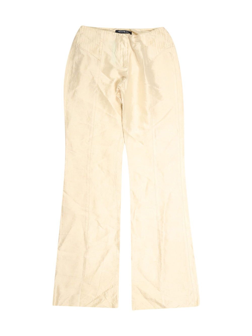 Front photo of Preloved Pennyblack Gold Woman's trousers - size 6/XS