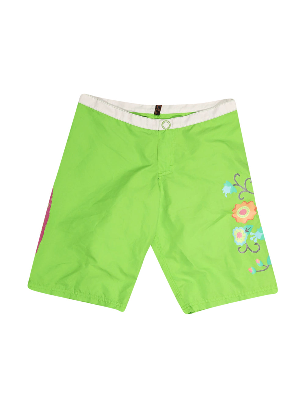Front photo of Preloved Sundek Green Woman's shorts - size 10/M