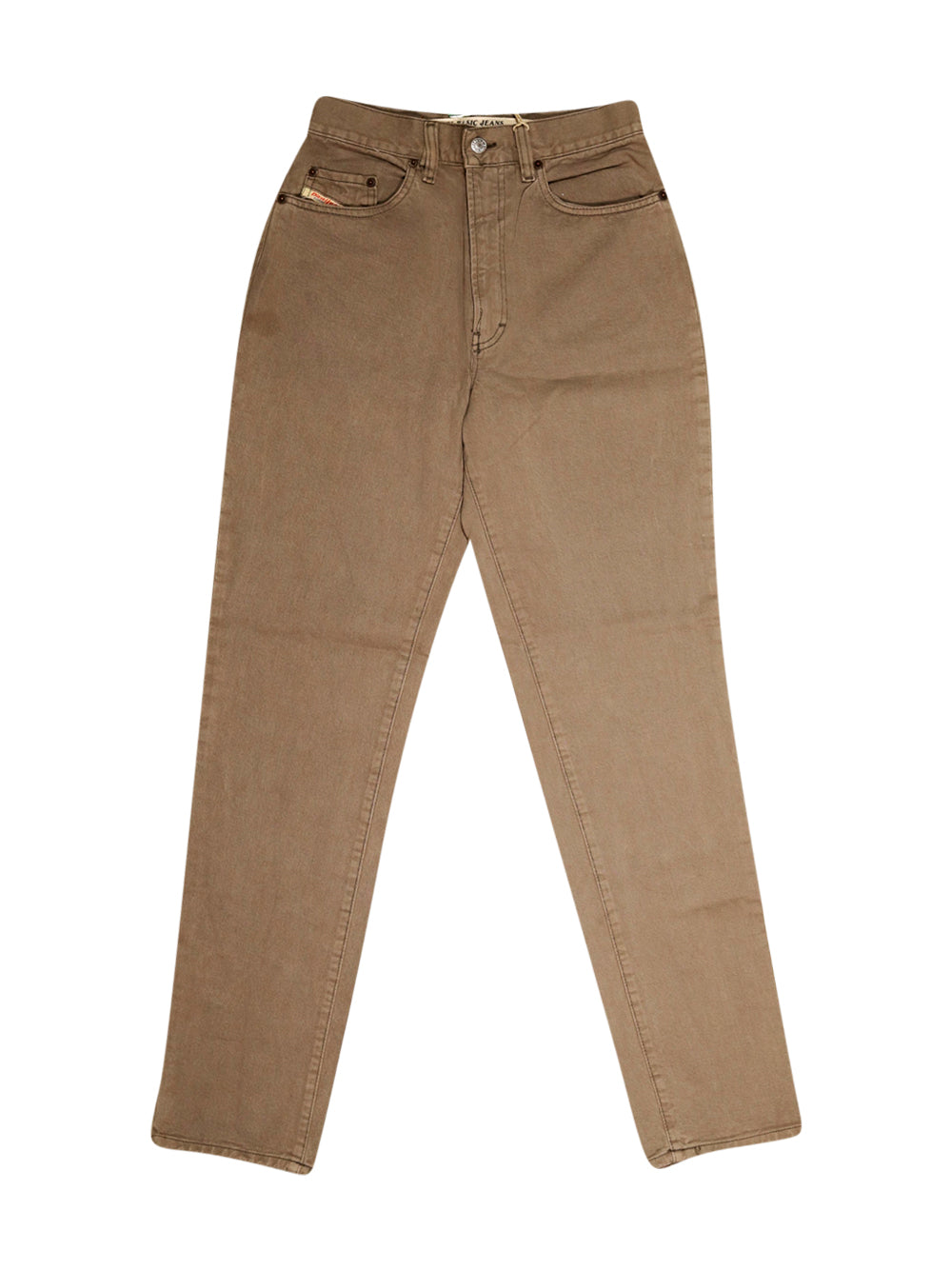 Front photo of Preloved Diesel Beige Man's trousers - size 34/XS