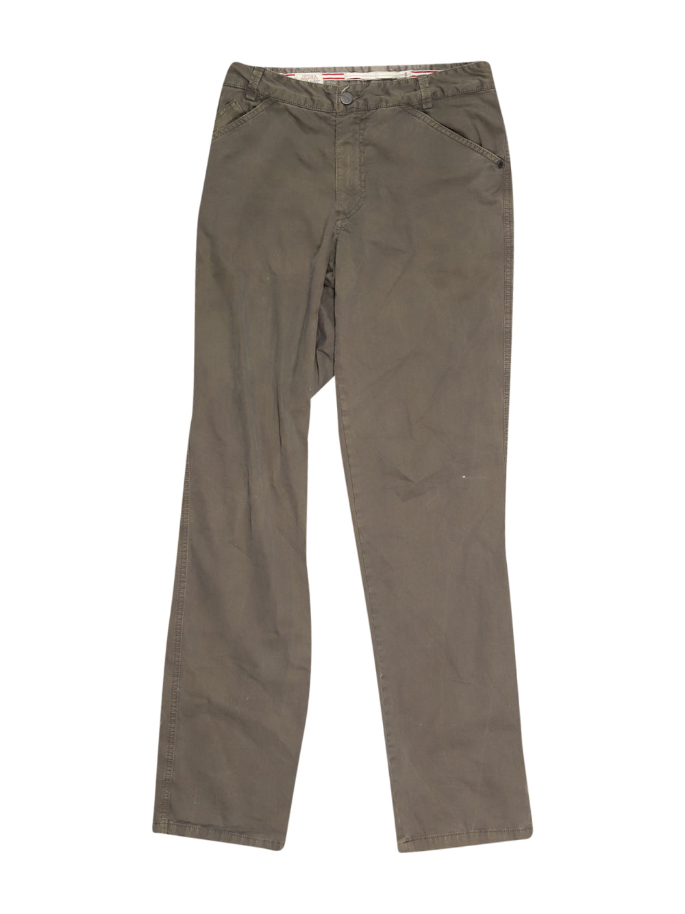 Front photo of Preloved COTTON'S INDUSTRIES Brown Man's trousers - size 38/M