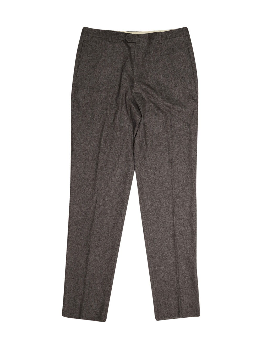 Front photo of Preloved Enzo Fusco Grey Man's trousers - size 44/XXL