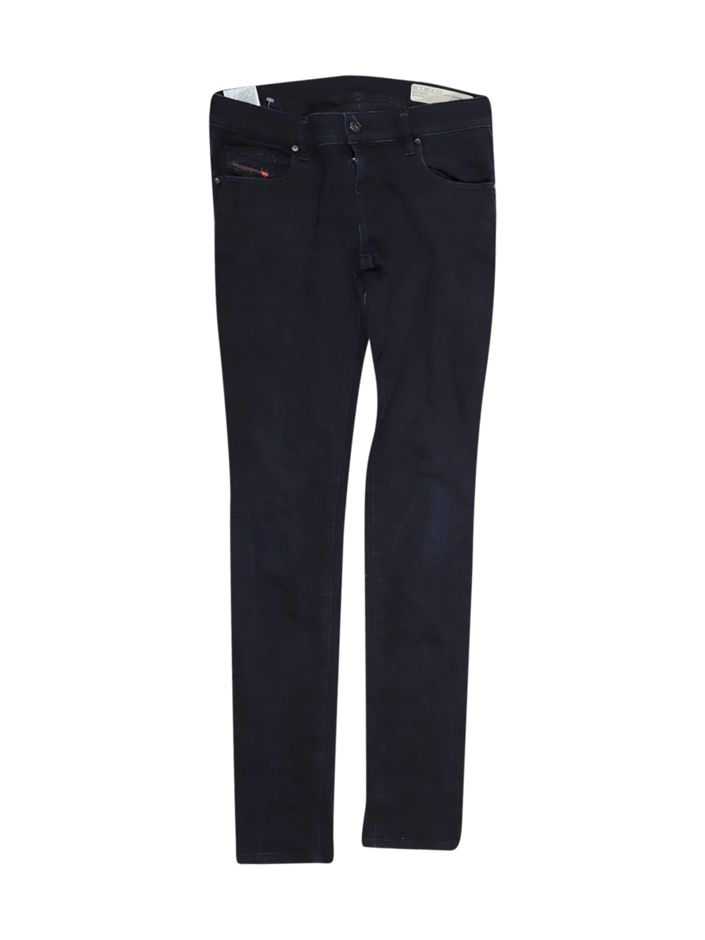 Front photo of Preloved Diesel Blue Woman's trousers - size 10/M
