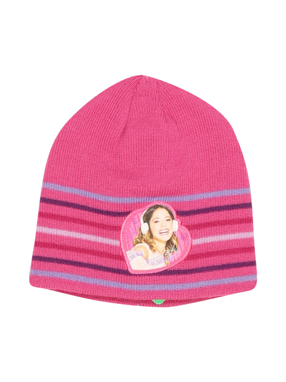 Front photo of Preloved Disney Pink Girl's hat - size 5-6 yrs
