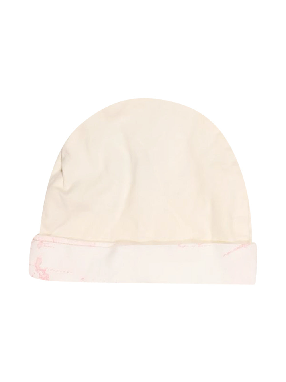 Front photo of Preloved Alviero Martini White Girl's hat - size 1-3 mths