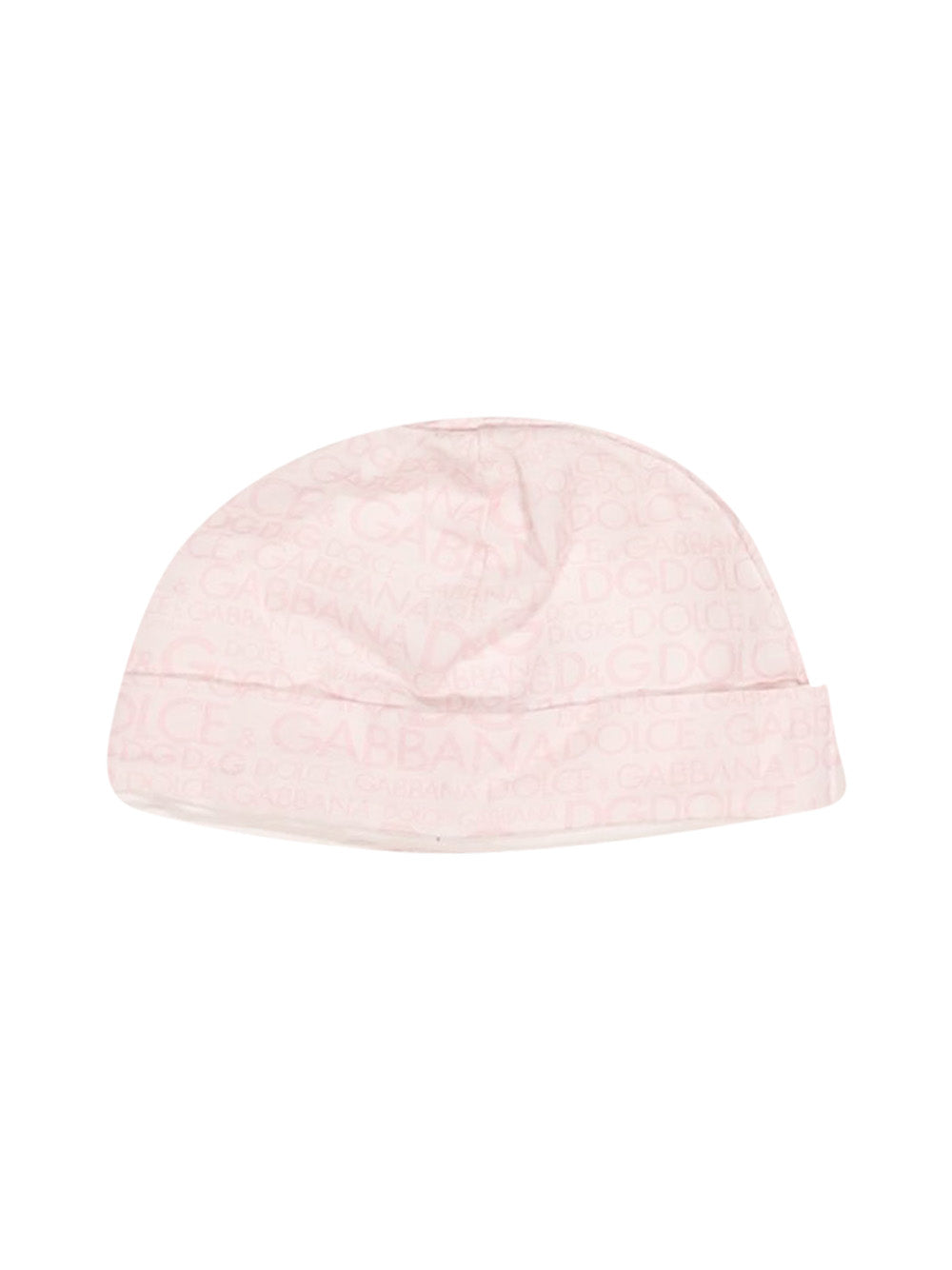 Front photo of Preloved Dolce&Gabbana White Girl's hat - size 1-3 mths
