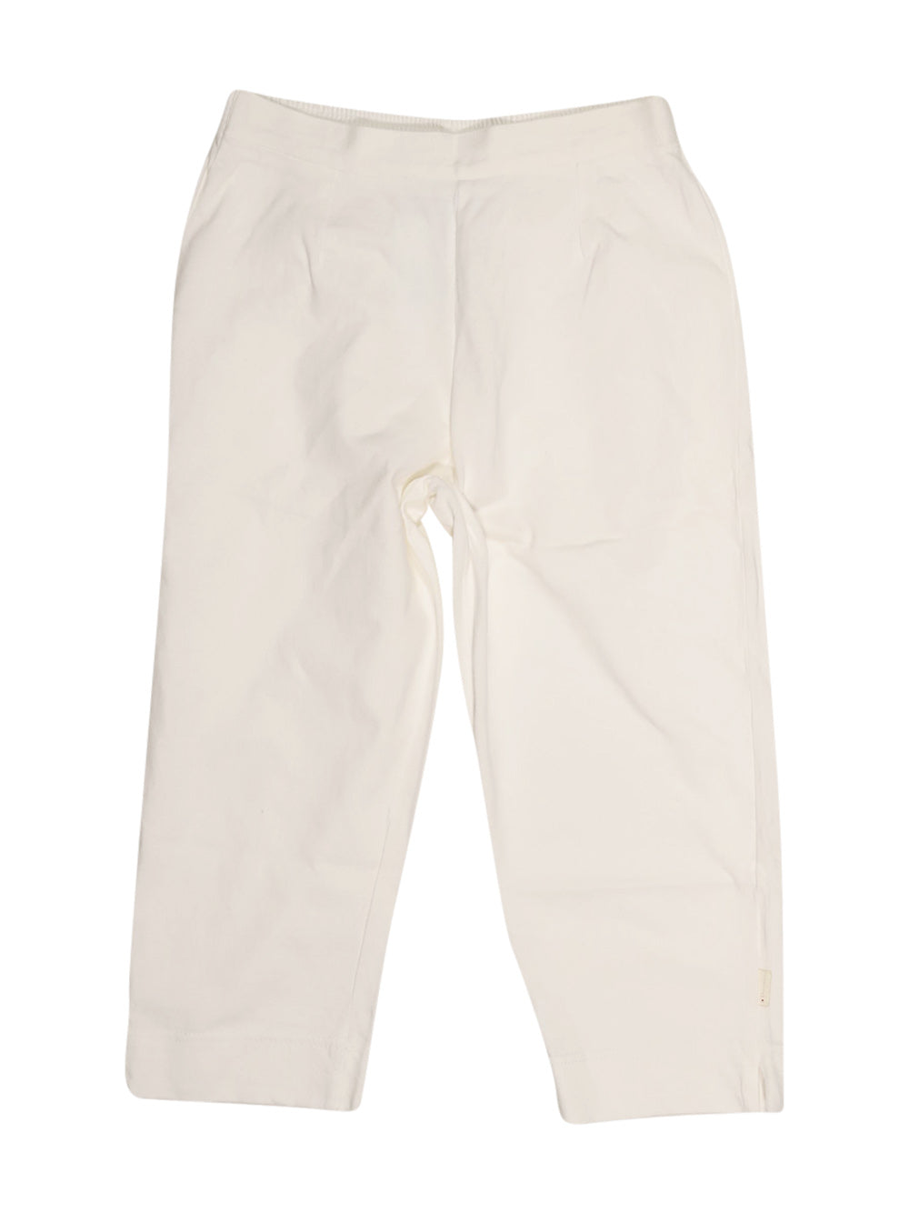 Front photo of Preloved Champion White Woman's sport trousers - size 10/M