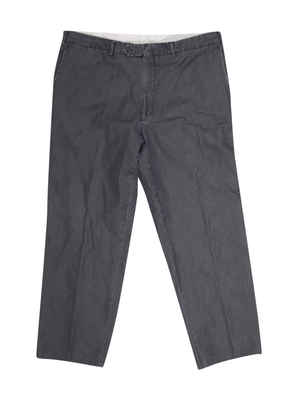 Front photo of Preloved canali Blue Man's trousers - size 42/XL